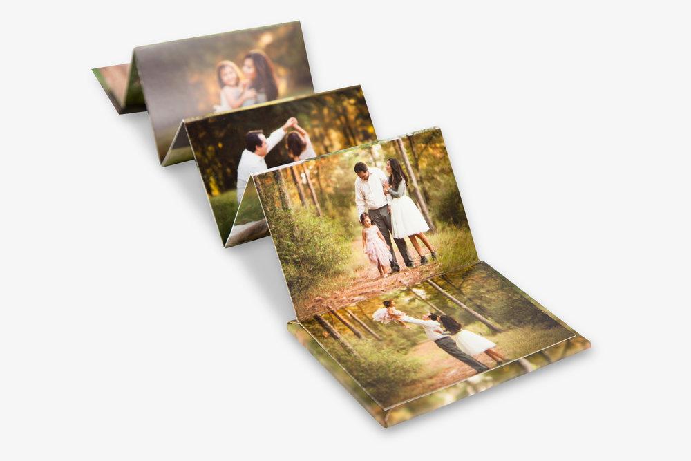 Designer Mini Photo Books