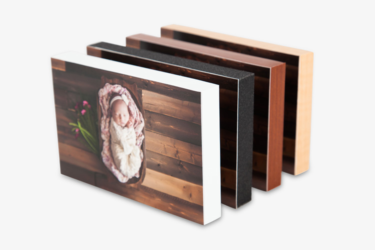 Standout Mounted Prints