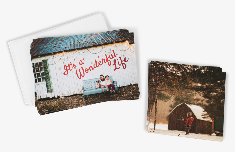 Holiday Cards - New Low Price! — Color Inc Professional Photo and ...