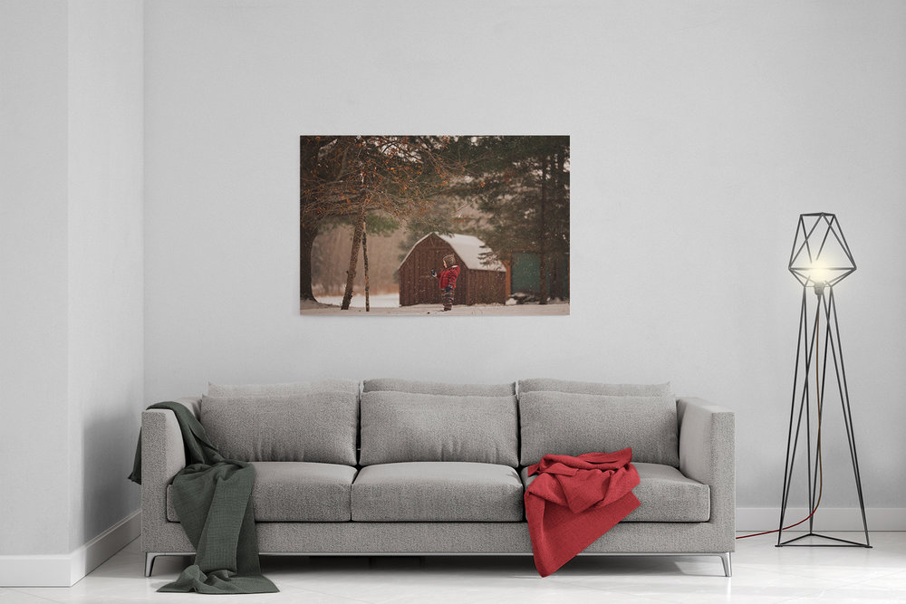 Gallery Wrapped Canvas - 50% Off Select Sizes