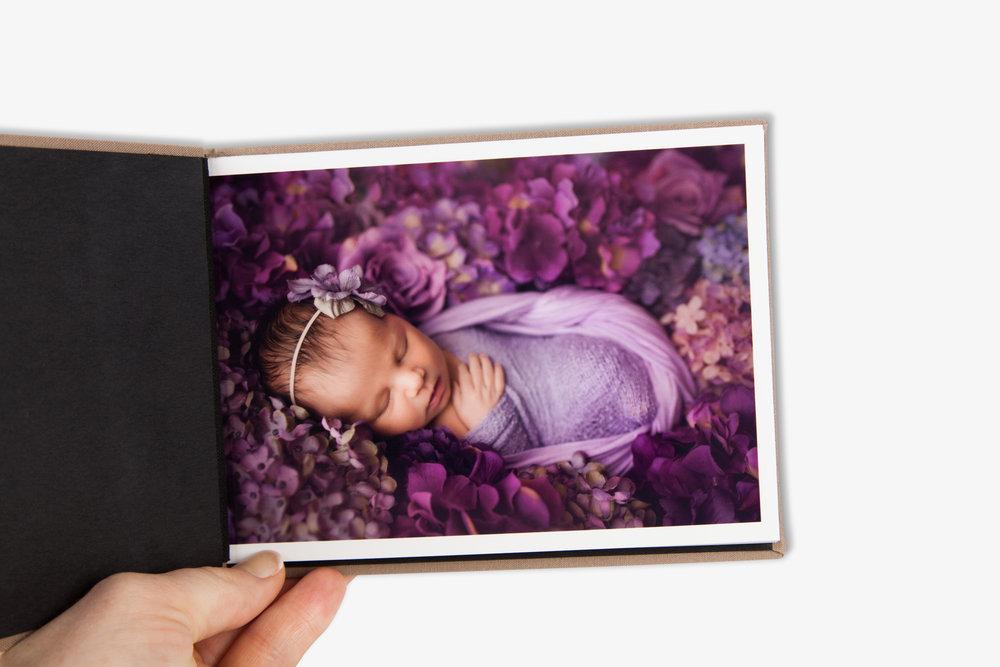 Linen Photo Books -