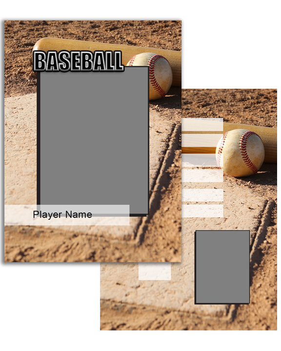 Sports Specific Press Printed Baseball Trading Cards