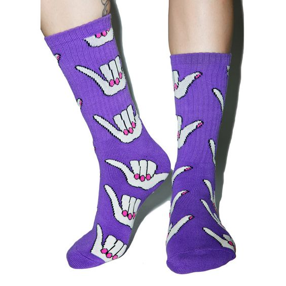 Socks by Annie Free for HUF