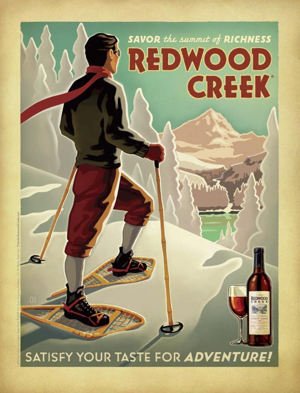 Redwood Creek Wine