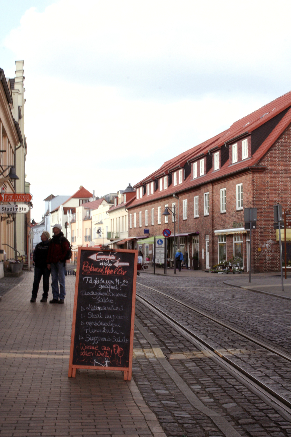 This is a village within the area of Rostock, called Bad Doberan.