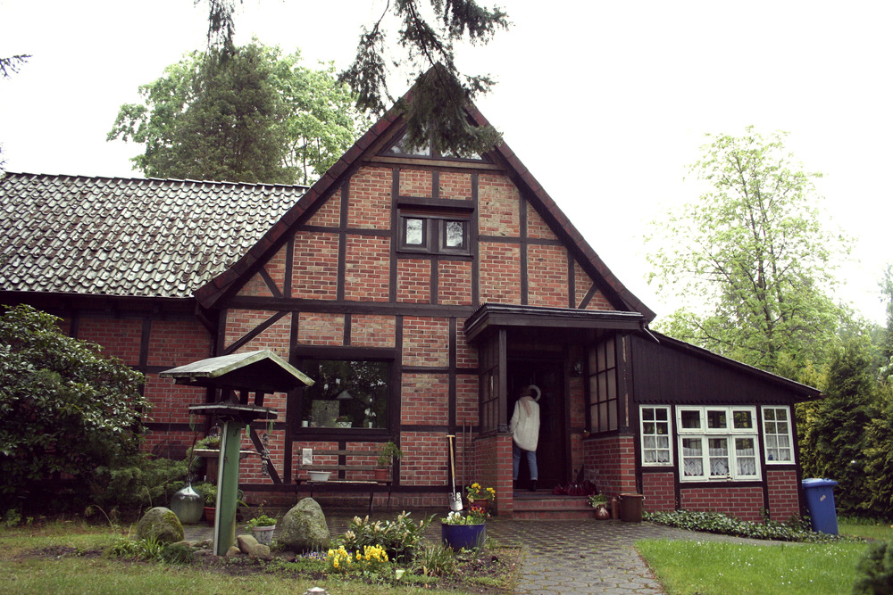 Tabea's house :) traditional German style