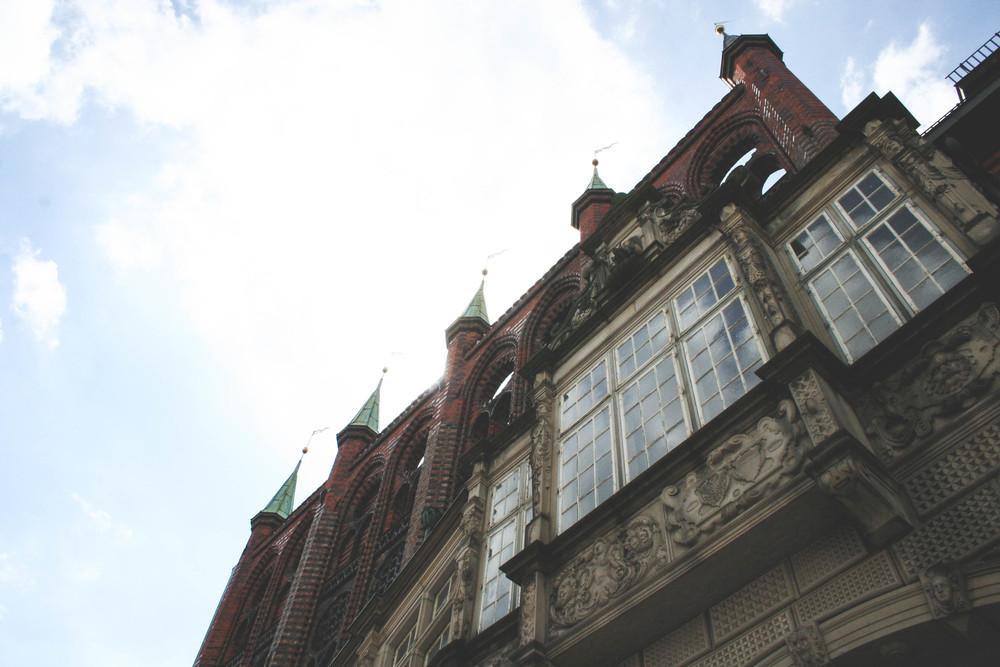 Rathaus/City hallLübeck
