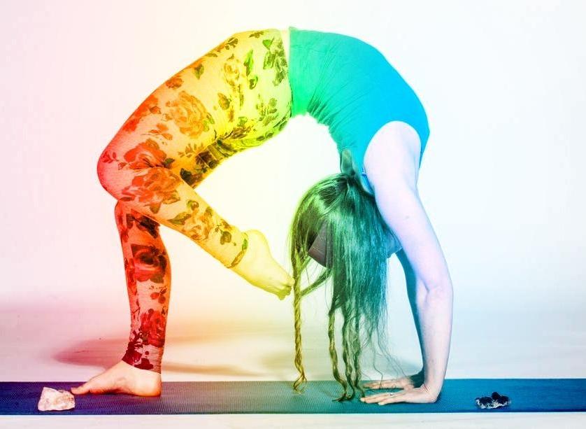 I'm a rainbow!