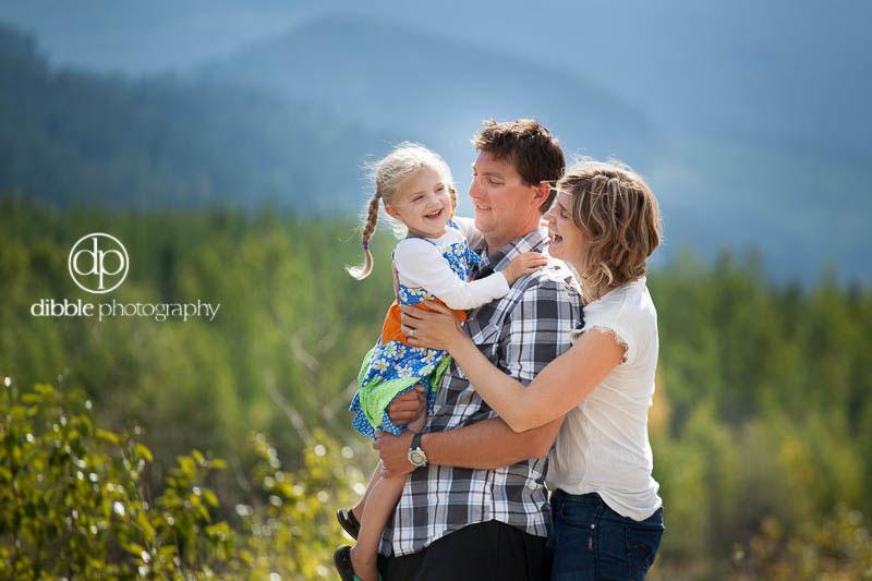 Golden BC Family Portraits