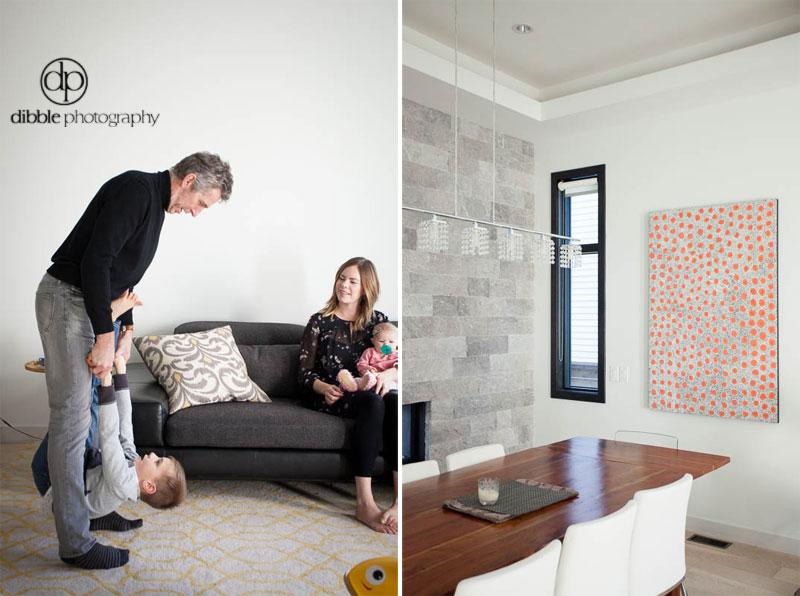 calgary modern family home