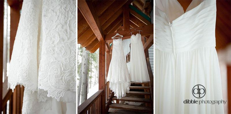 same-sex wedding dresses