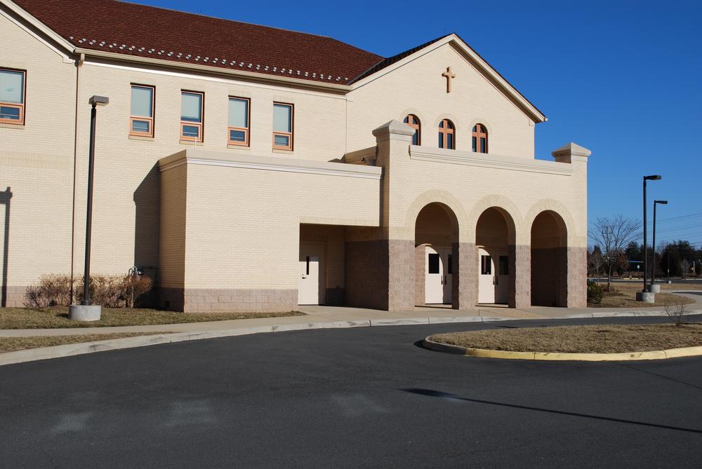 SV 274 exterior school entry.JPG