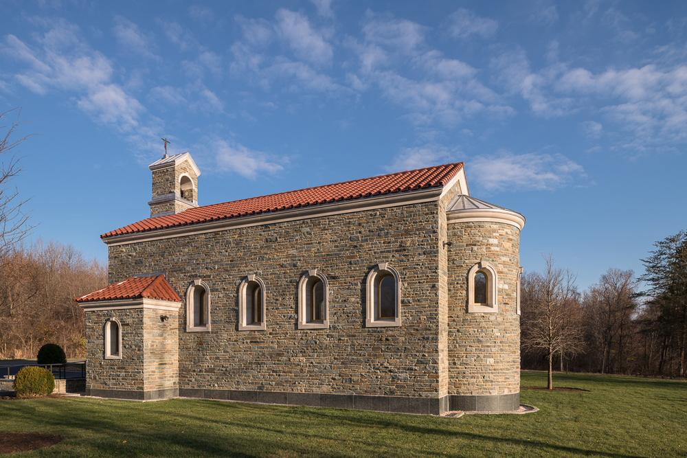 Mary's Chapel Awarded 2017 Palladio Award - Traditional Building Magazine, March 2017