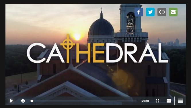 WRAL News provides a look inside Cathedral - WRAL News, September 2017