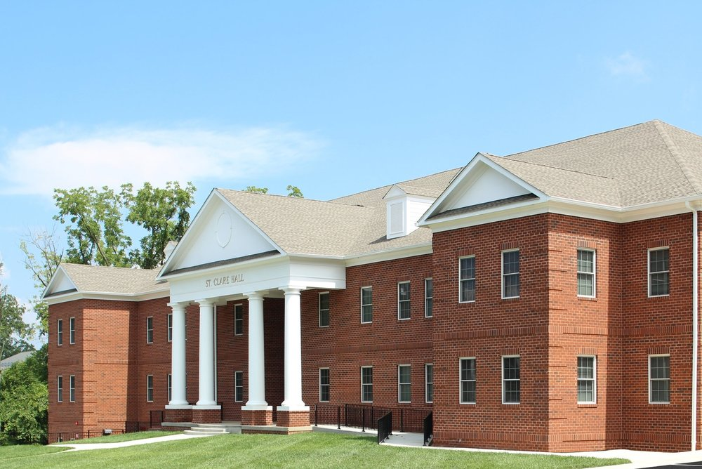 St. Clare Women's Dorm at Christendom College