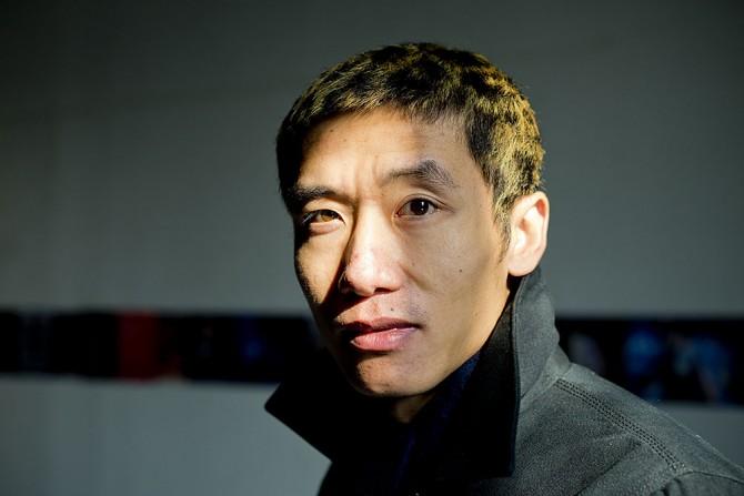 Xiao Rong lead singer of Beijing's longest running punk band Brain Failure