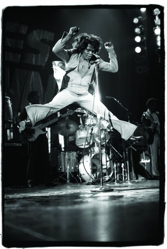 James Brown at Hammersmith Odeon, London 26 May 1985