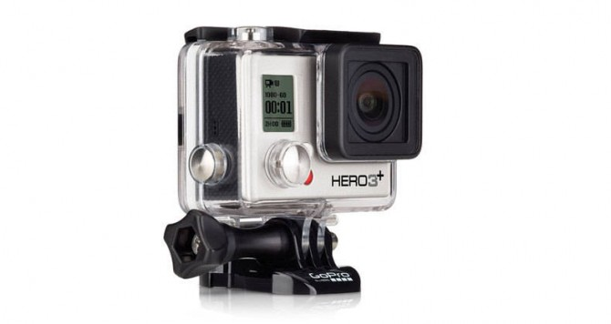 09 GoPro Hero3+ Silver Edition