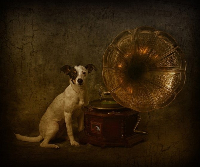 Tracey Robinson - His Master's Voice