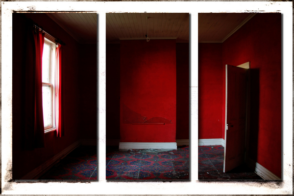 Sarah Stirrup The Red Room