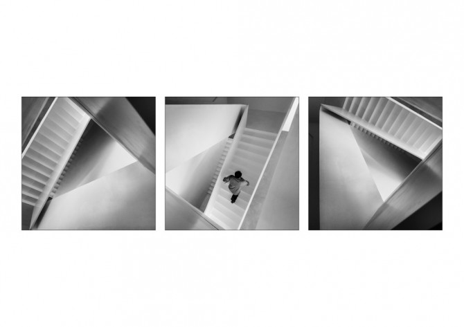 Stairways.   For a feature on Modern Chinese Architecture.