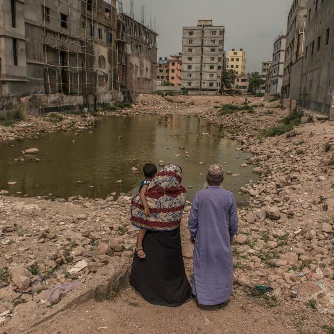 Ismail Ferdous/@afterranaplaza/Getty Images Instagram Grant Recipient 2015