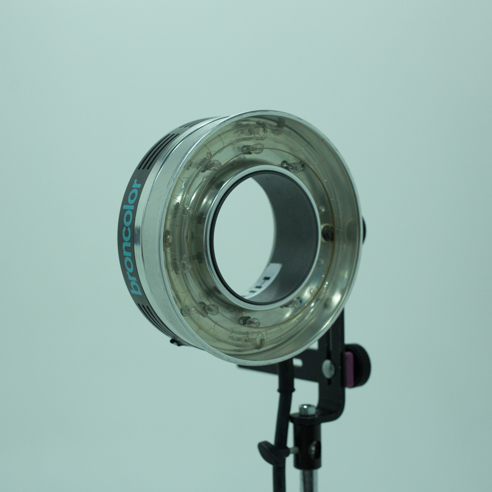 Broncolor ring flash