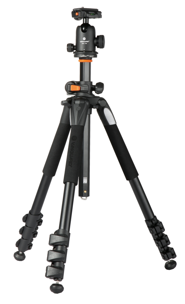 Vanguard ABEO 283AB tripod with ball head