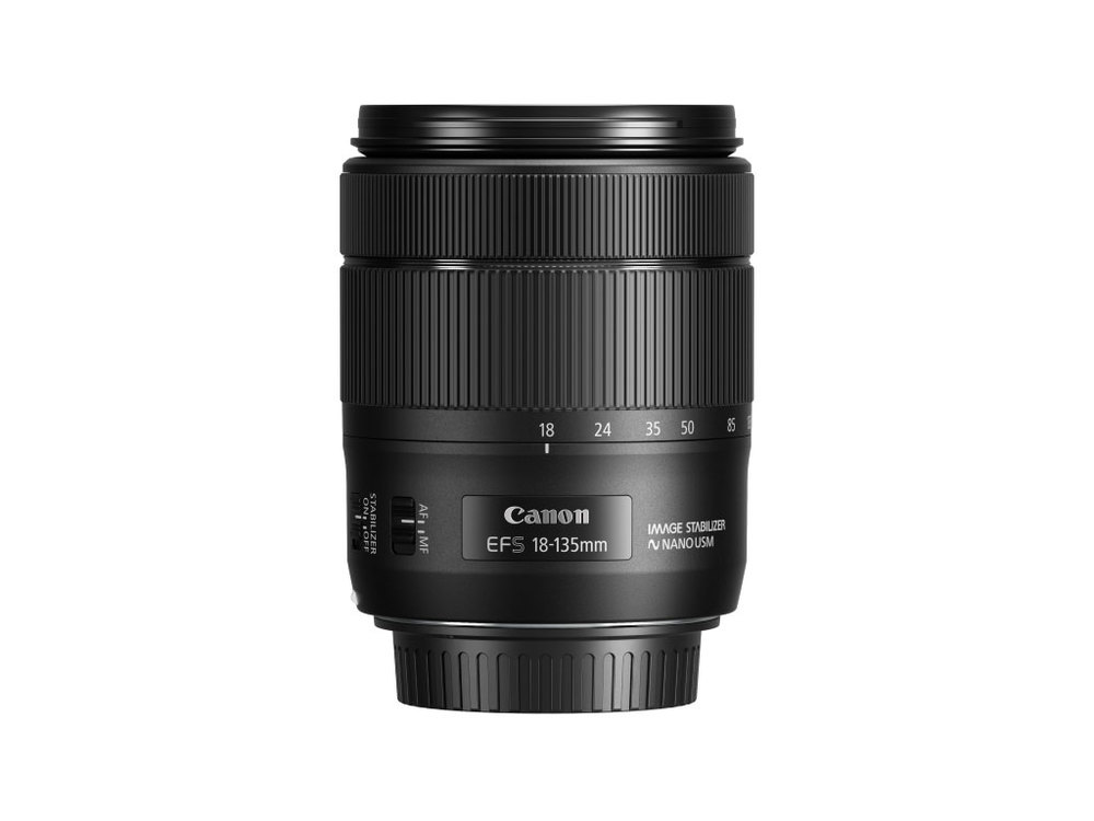 Canon EF-S 18–135mm f/3.5–5.6 IS USM