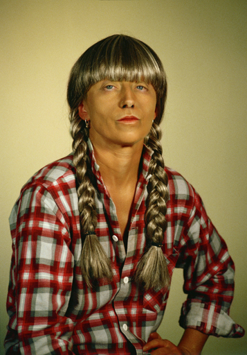Cindy Sherman / Untitled #398 2000/ Image courtesy: The artist and Metro Pictures, New York / © The artistSeries: Head Shots