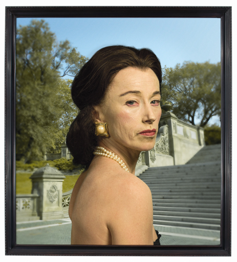 Cindy Sherman / Untitled #465 2008 / Image courtesy: The artist and Metro Pictures, New York / © The artist. Series: Society Portraits
