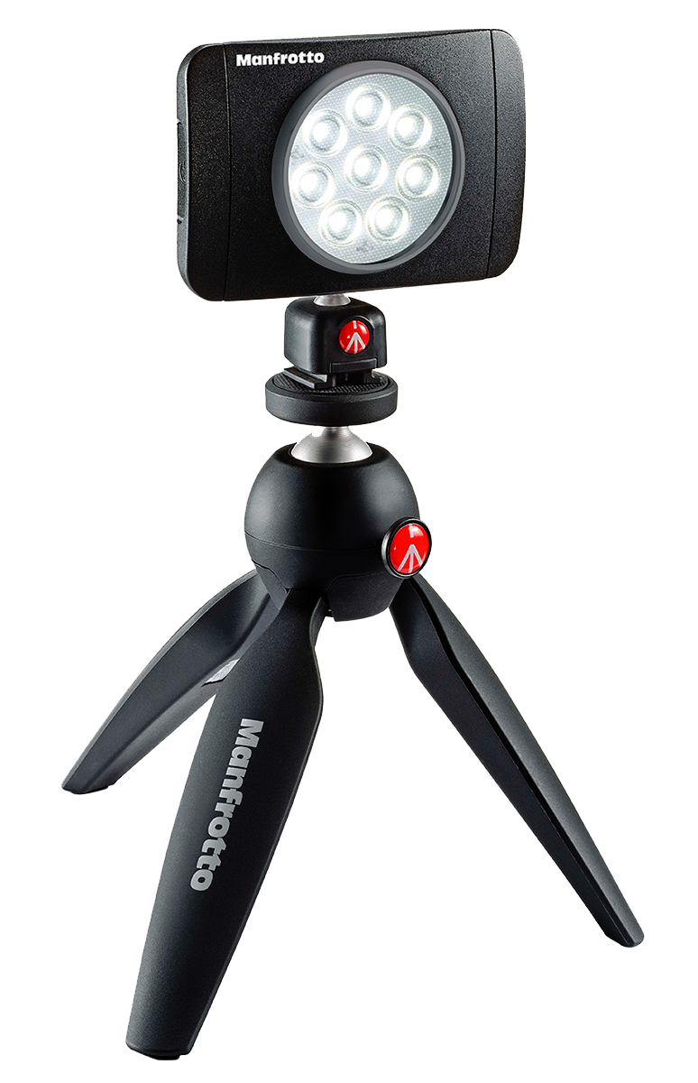 3rd Prize Manfrotto Pixi and Lumie combo.png