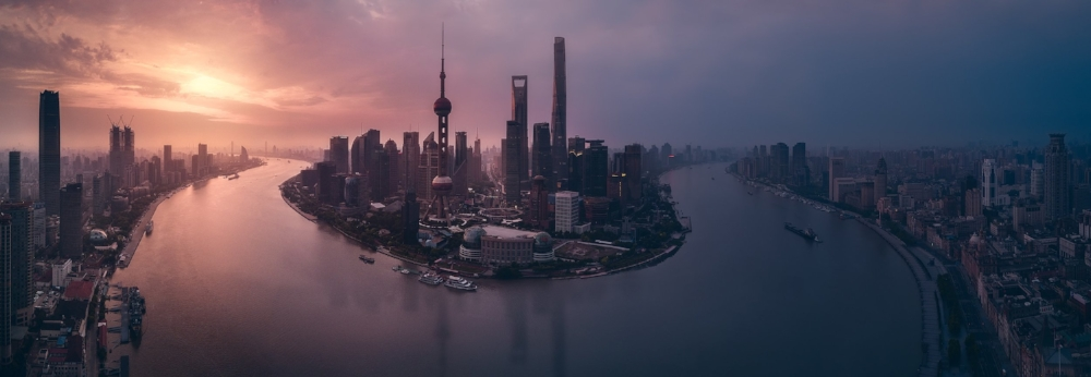 Javier de la Torre, Flying Shanghai, China