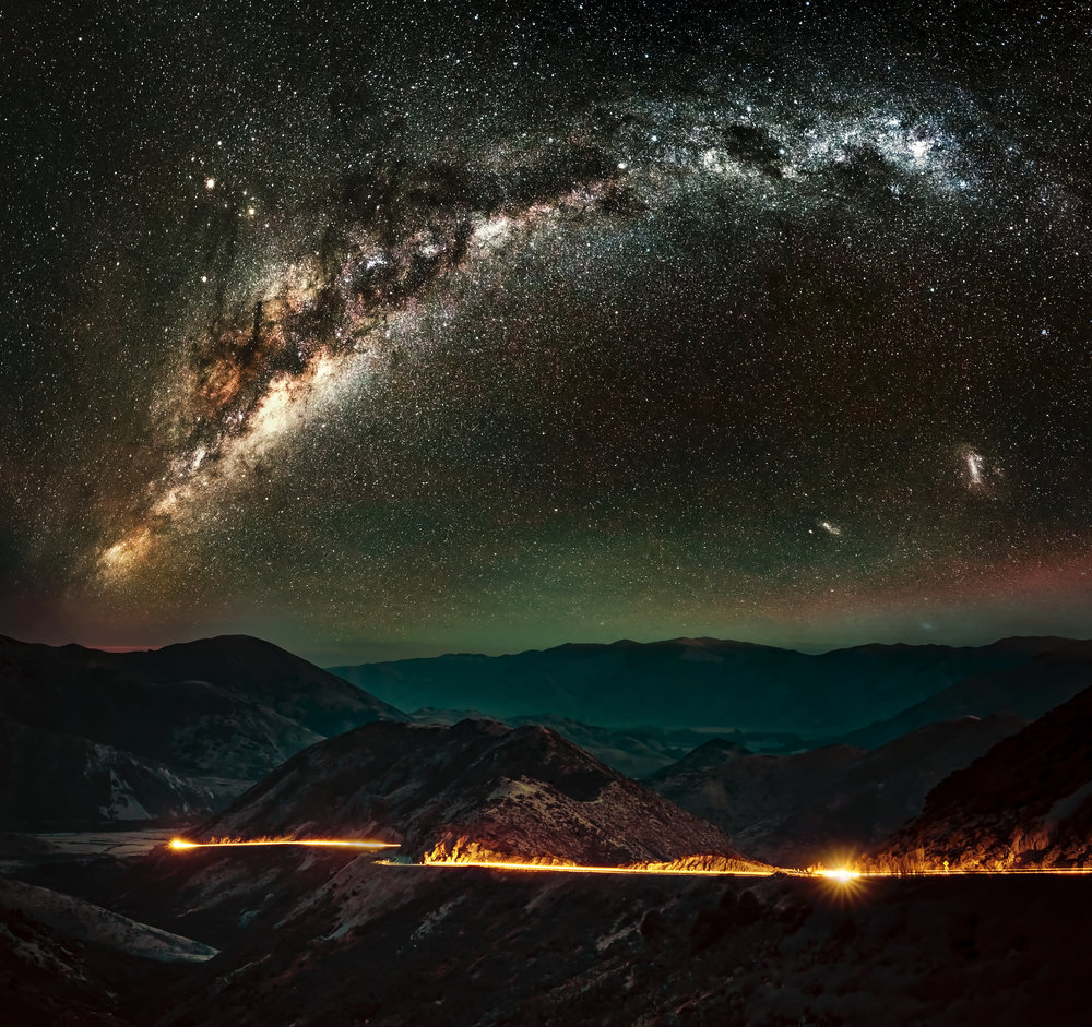 Shannan Crow, Stars and Cars, Commended, Open, Nature, 2017 Sony World Photography Awards