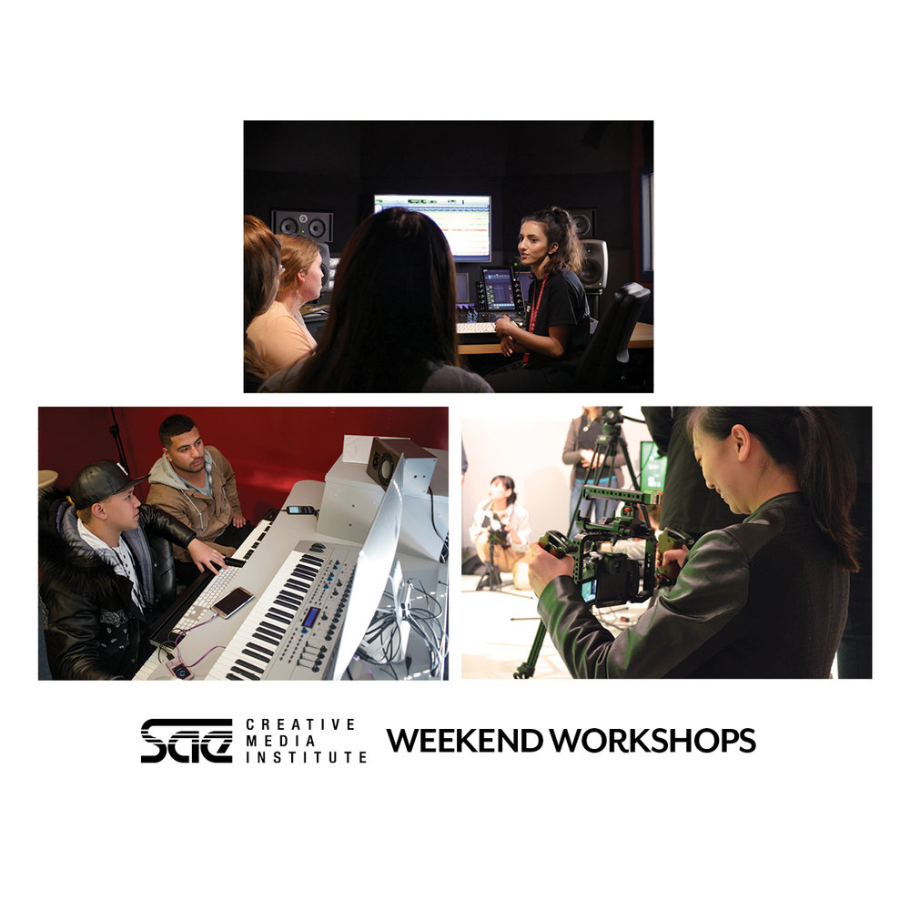 Video - Sponsored by SAE Institute New ZealandFirst prize: Three SAE weekend workshops in audio or film at SAE Studios, worth $1000Second prize: Two SAE weekend workshops in audio or film at SAE Studios, worth $600Third prize: One SAE weekend workshop in audio or film at SAE Studios, worth $300