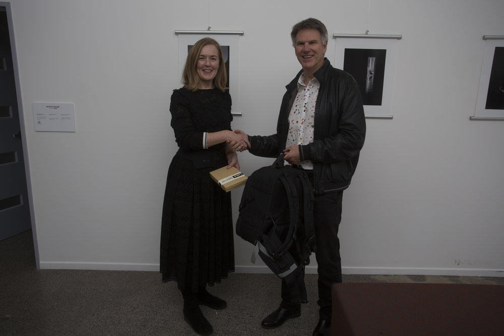 Kate Parsonson with Mark Tyler of Lacklands