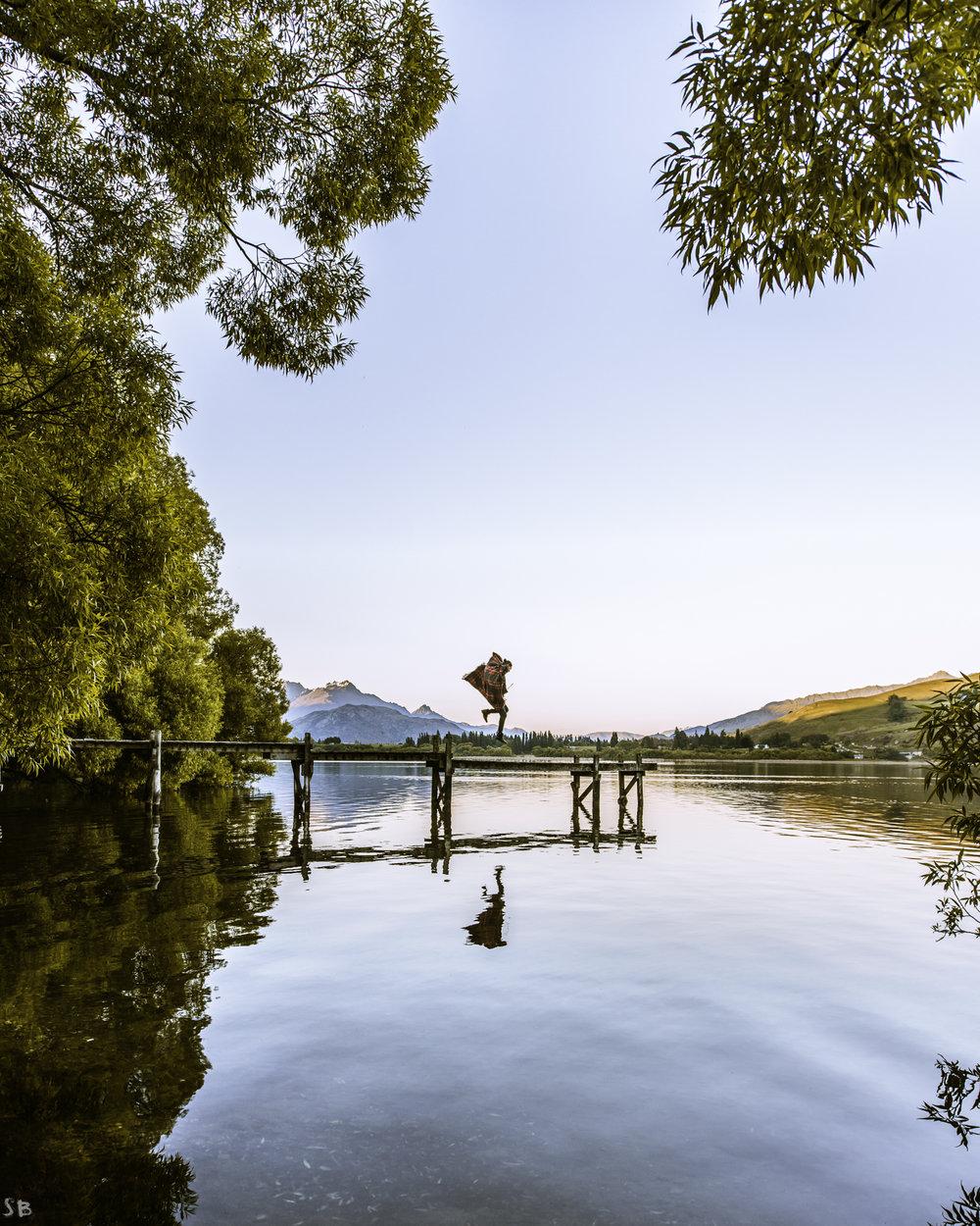 Samuel Bingham, Lake Hayes, Central Otago, Nikon D800, 200mm, 1/200s, f/4, ISO 200