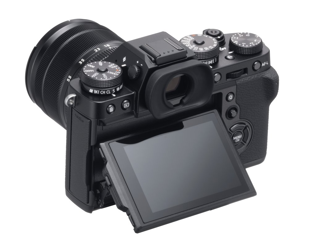 X-T3_Black_BackObl_MonitorUP+XF18-55mm - Indicative price,$2749.99 (body only).jpg