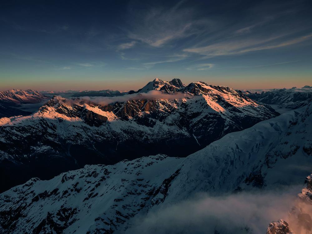Stephan Romer, Forbes Mountains, Otago