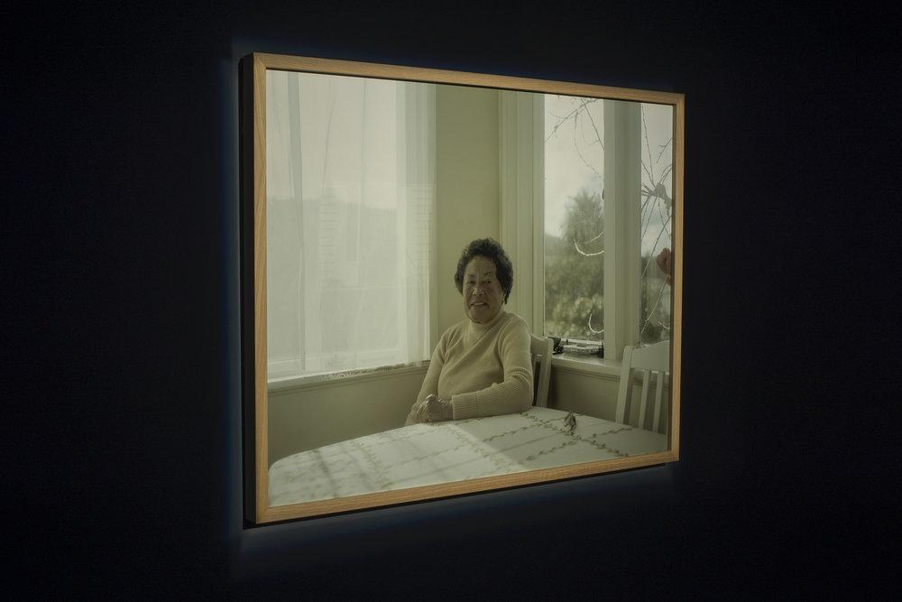 Ngahuia Harrison, Aunty mihi (2018)