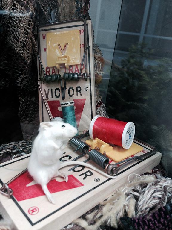 Plight of the Art Mice