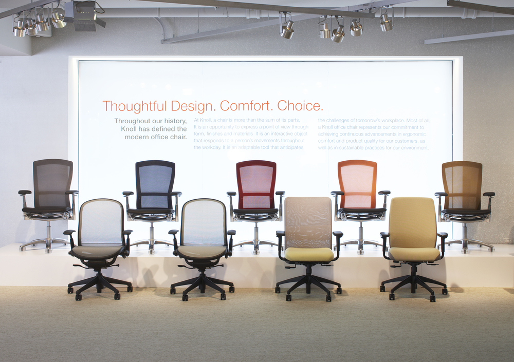Knoll NeoCon Chicago