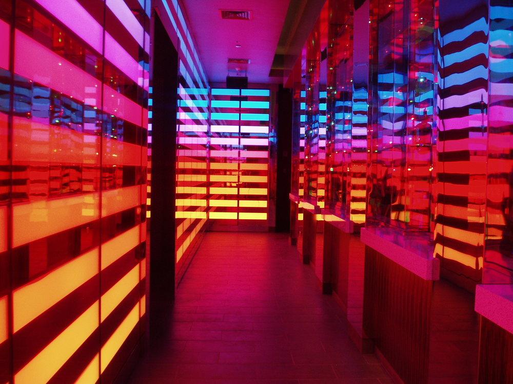 entertainment venues — focus lighting - architectural lighting design