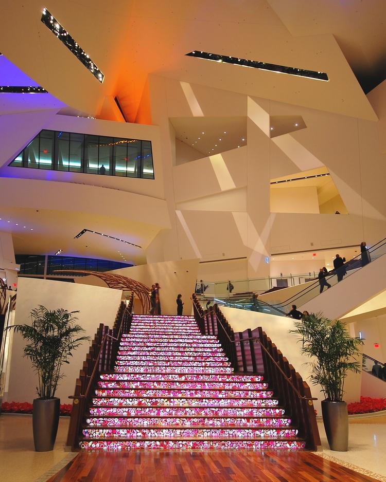 Crystals at citycenter las vegas interior design for Interior design las vegas