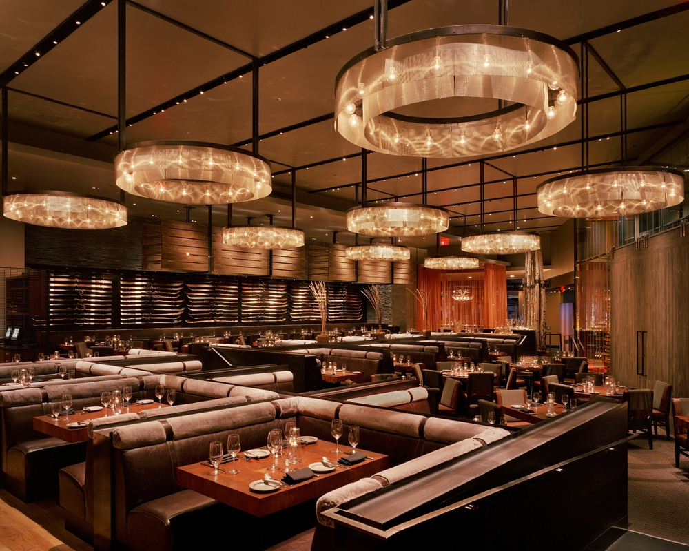 Company american bistro u focus lighting architectural lighting