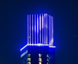 Exterior Focus Lighting Architectural Lighting Design