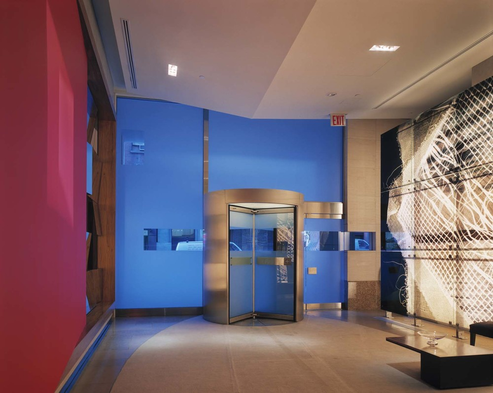 Atlas Residential Lobby