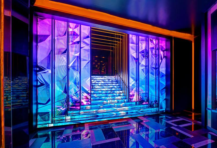 jewel — focus lighting - architectural lighting design