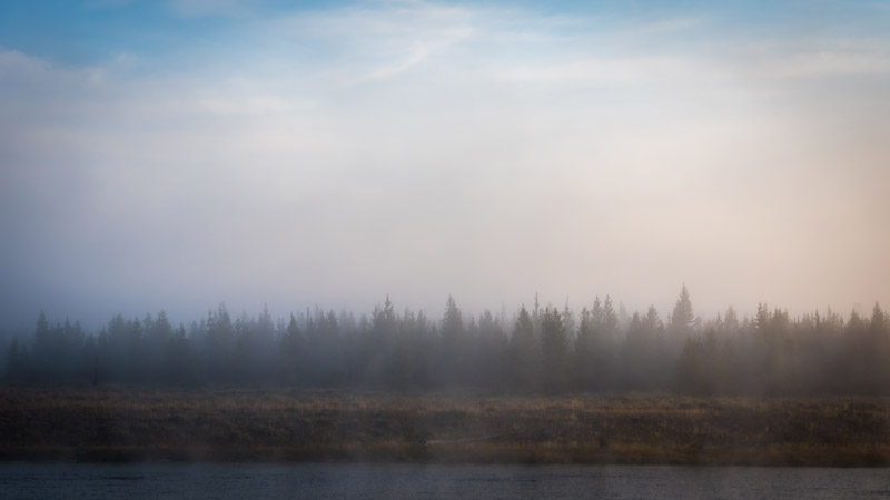 Jo Yagid : Yellowstone, photography