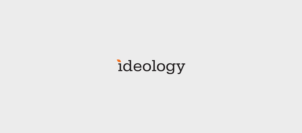 Ideology starts with an idea: a little bit of brand development can go a long way in consumer experience.